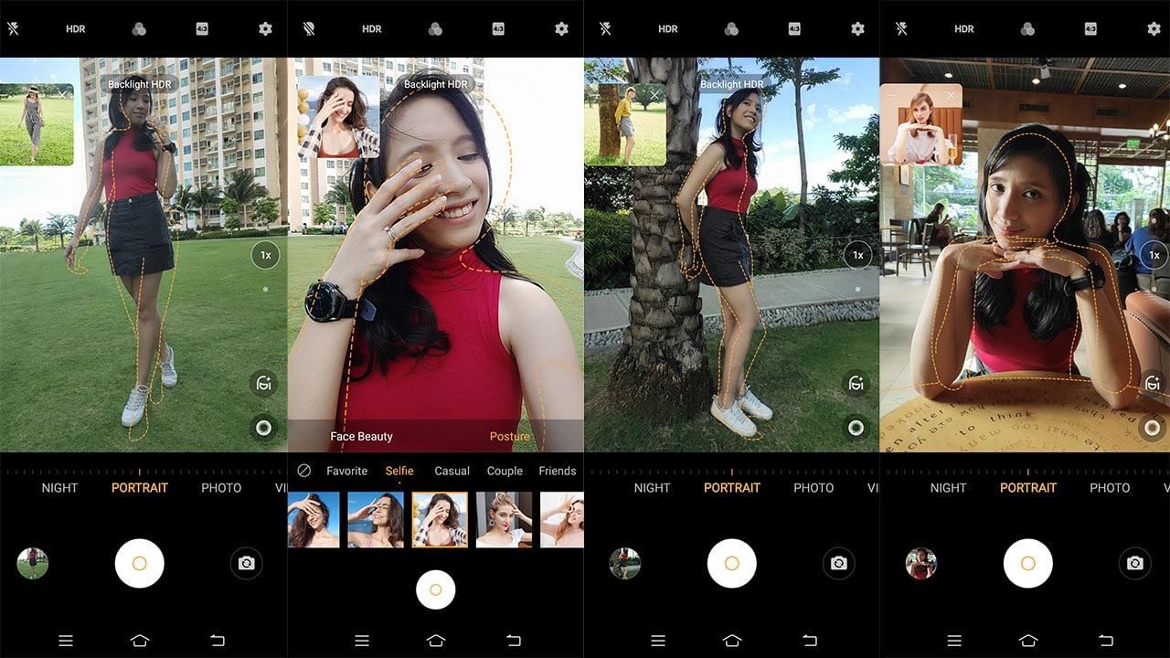 Các kiểu tạo dáng khi chụp ảnh bằng điện thoại camera đẹp vivo V17 Pro