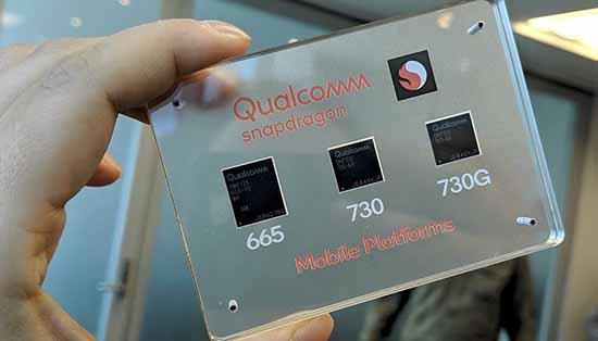 Hình ảnh thực tế chip Qualcomm Snapdragon 665