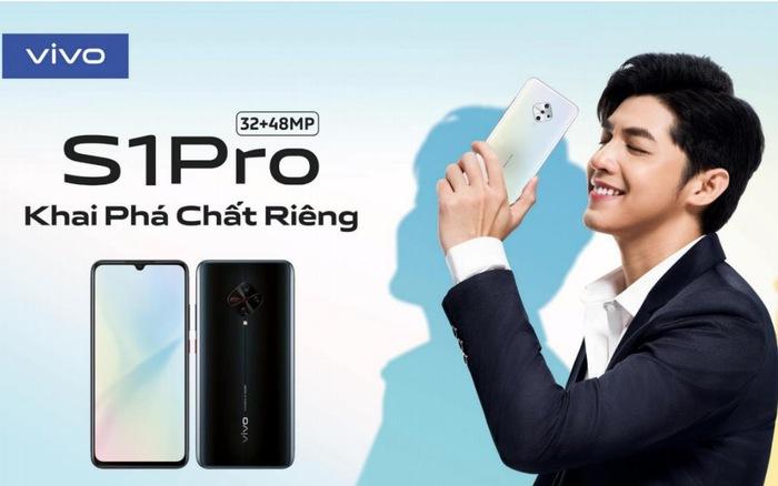 Thiết kế điện thoại vivo S1 Pro sắp ra mắt