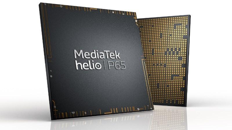 Chip xử lý MediaTek Helio P65 của vivo S1