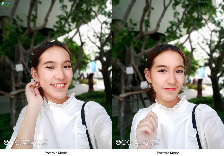 Bức ảnh selfie luôn cho màu sắc tươi tắn và chân thực