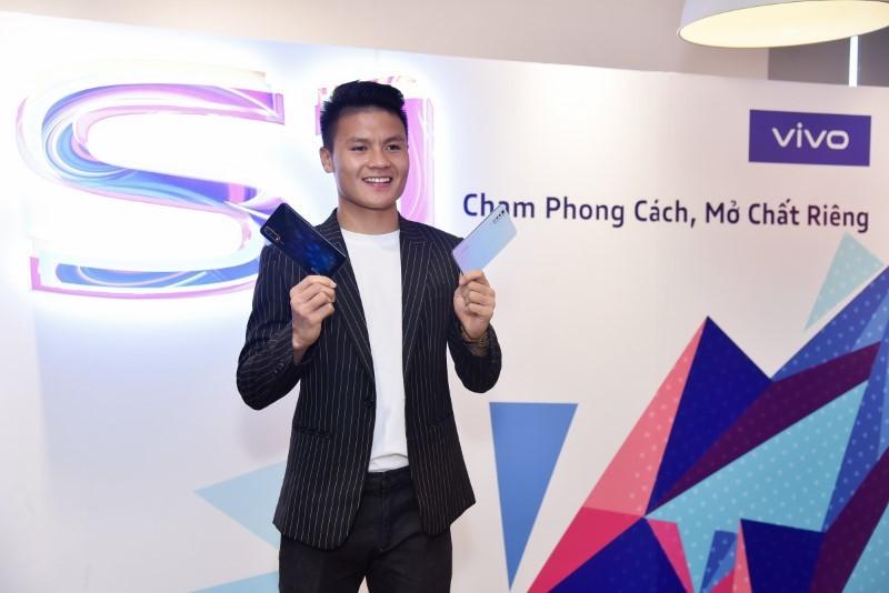 Sự kiện ra mắt vivo S1 tại Việt Nam