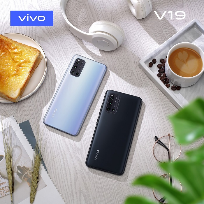 điện thoại vivo V19 camera đẹp
