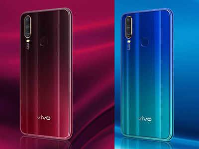 Hai phiên bản màu ấn tượng của vivo Y12