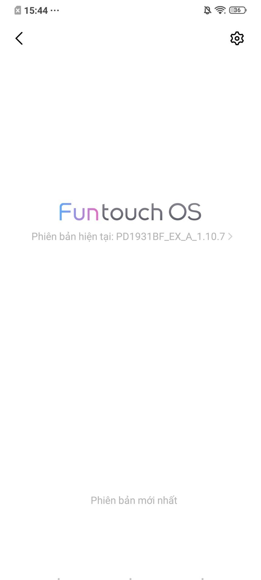 Hệ điều hành Funtouch OS