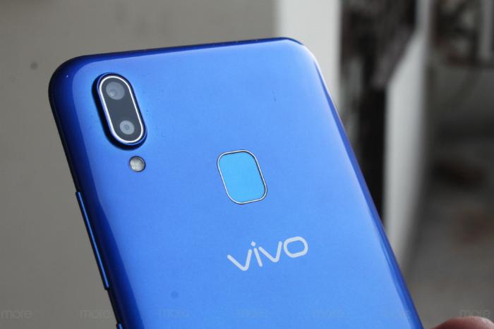 Camera kép vivo Y91 đầy phong cách