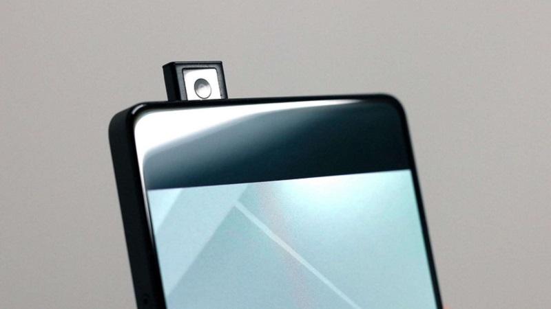 Camera pop-up trên điện thoại vivo