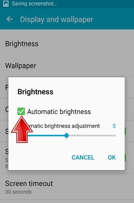 Chính sáng tự động cho điện thoại vivo Y11