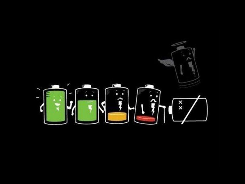 Tình trạng hết pin thường gặp ở smartphone