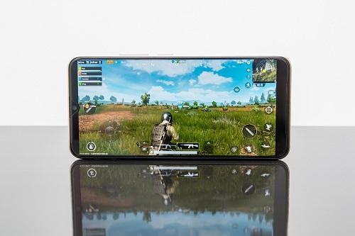 chơi game pubg mobile trên vivo y17
