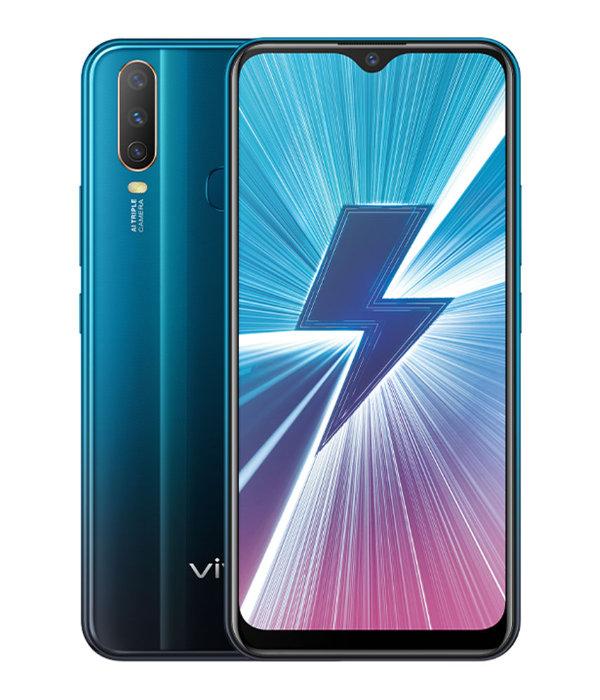 Vivo Y17 với thiết kế trẻ trung năng động