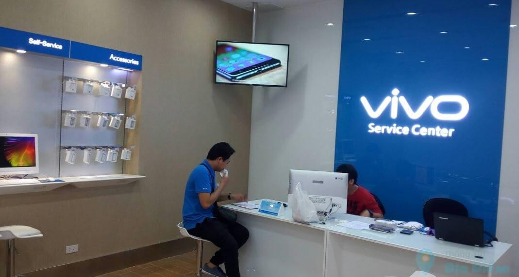 Trung tâm dịch vụ vivo bảo hành chính hãng