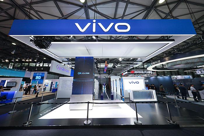 Vivo tự hào trình làng nhiều cải tiến công nghệ mới tại MWC Thượng Hải 2019