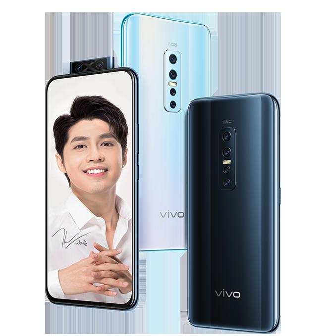 Mức giá của điện thoại vivo dòng V
